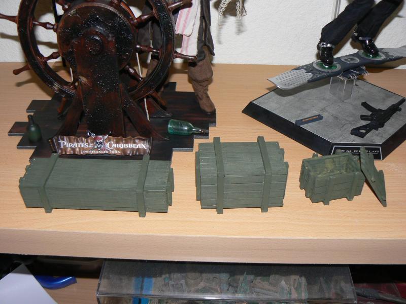 Les customs du Skarabee - tonneau de rhum en bois pour mon capitain (page 4) P1030448-31936f0