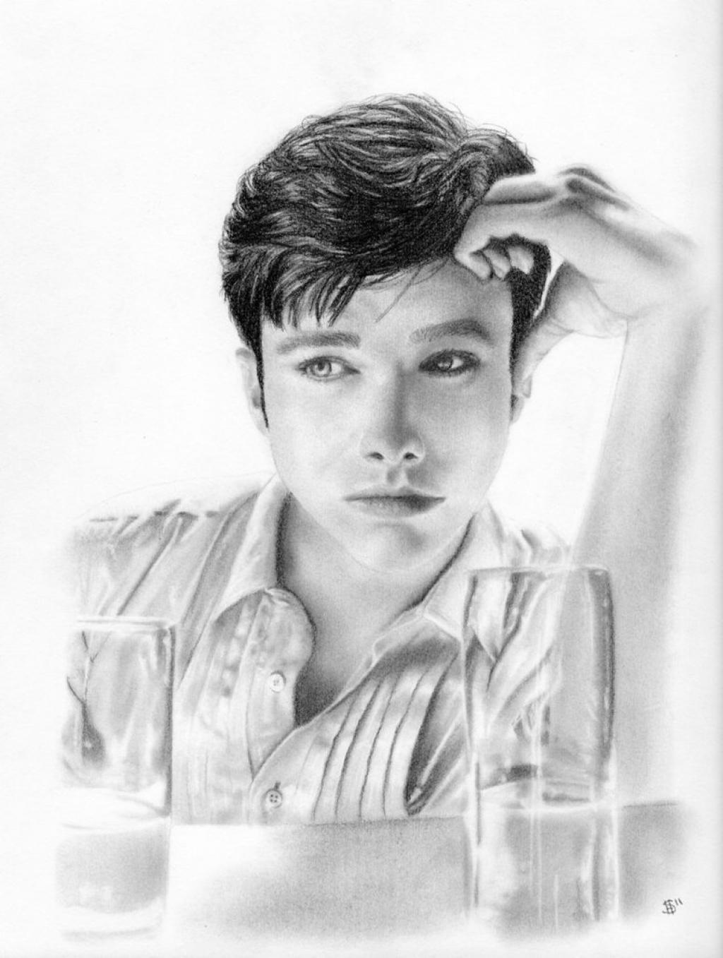 Chris Drawings & paintings Fanarts Porcelain__by_int...-d37bx2v-31f61ff