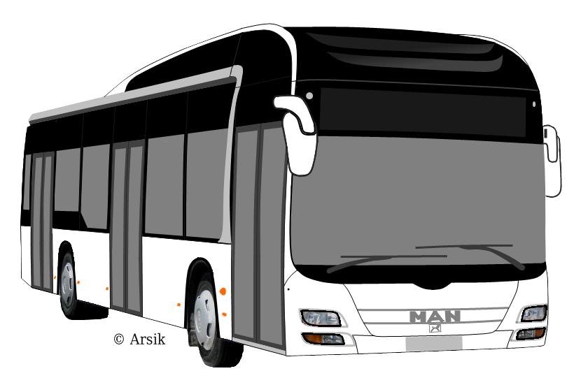 Transport mobilit urbaine afficher le sujet vos dessins des bus ou trolley - Dessiner un bus ...