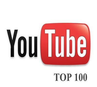 y 1 2f1e596 Youtube Charts   En Çok Dinlenenler Top 100 (09 Ekim 2012)