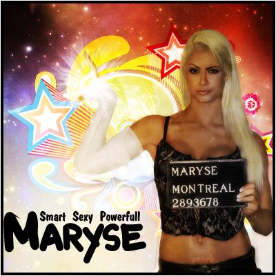 Triple Threat Match  Maryse-2bf07a2