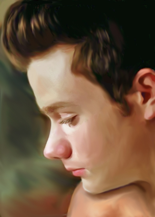 Chris Drawings & paintings Fanarts Tumblr_lv9ubbl1xv...tko1_500-31f6191