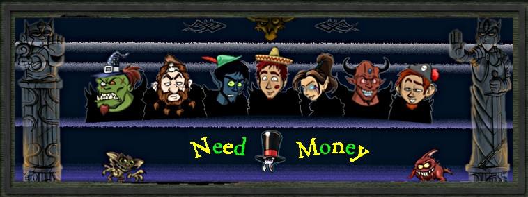 - Need Money - Index du Forum