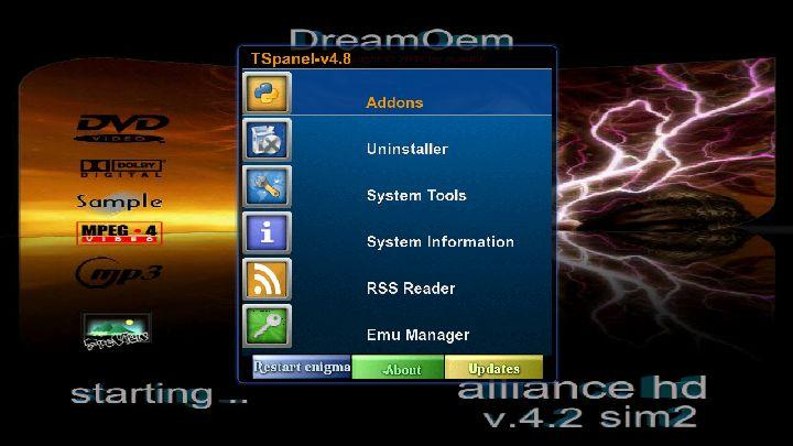 Sunray4/SR4[DM800se]sim2 images - Page 4 - DM 800 SE Images