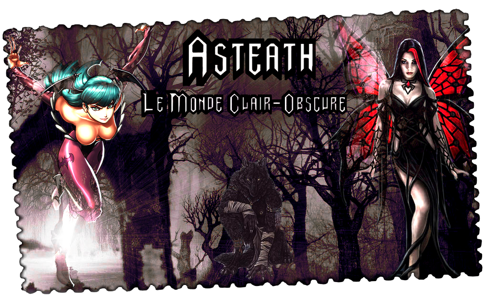 Asteath, le monde Clair-Obscure